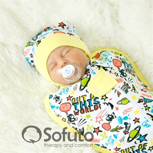 Шапочка Sofuto Baby Cosmos - фото 10010