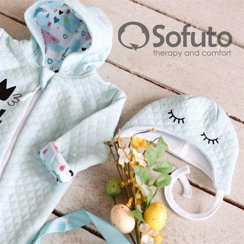 Комплект на выписку тёплая осень (6 предметов) Sofuto Little girl - фото 10204