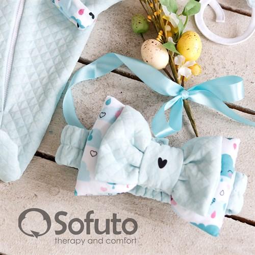 Комплект на выписку тёплая осень (6 предметов) Sofuto Little girl - фото 10205