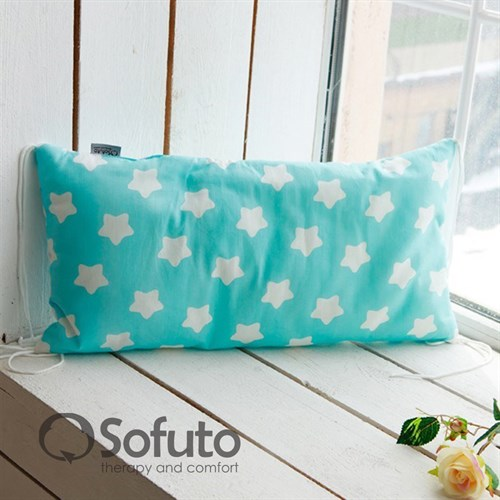Бортик Sofuto Babyroom B1 Aqua - фото 10358