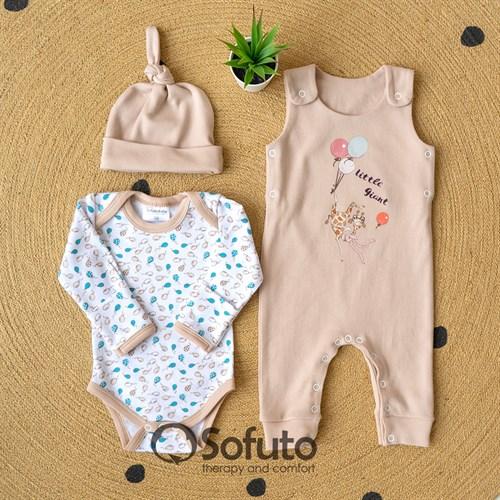 Комплект одежды 3 предмета Sofuto baby Balloons