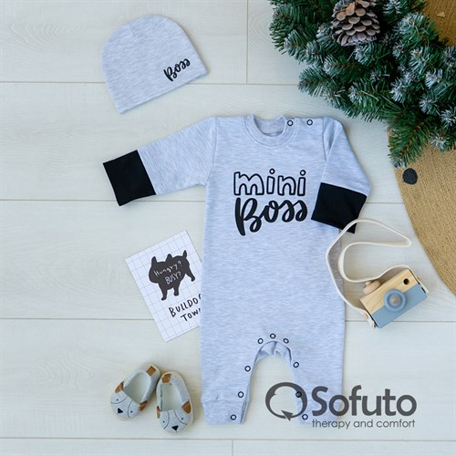 Комплект одежды Sofuto baby Mini boss