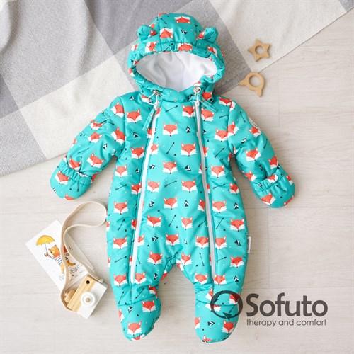 Комбинезон демисезонный Sofuto outwear Foxy