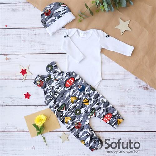 Комплект одежды Sofuto baby Military