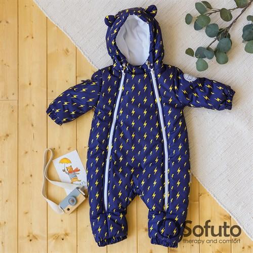 Комбинезон демисезонный Sofuto outwear toddler Flash