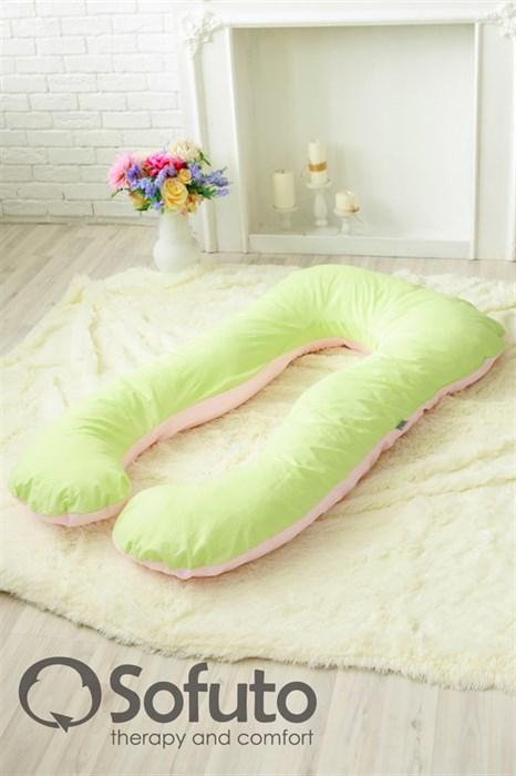 Подушка для беременных Sofuto UAnatomic Praline ness - фото 4877