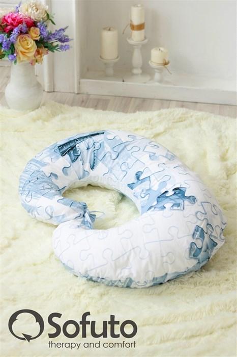Подушка для кормления Sofuto London - фото 4908