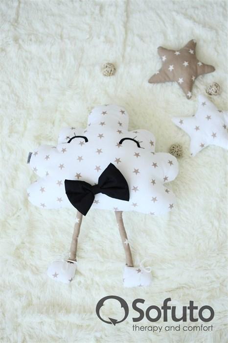 Декоративная подушка Sofuto Cloud Latte - фото 5727