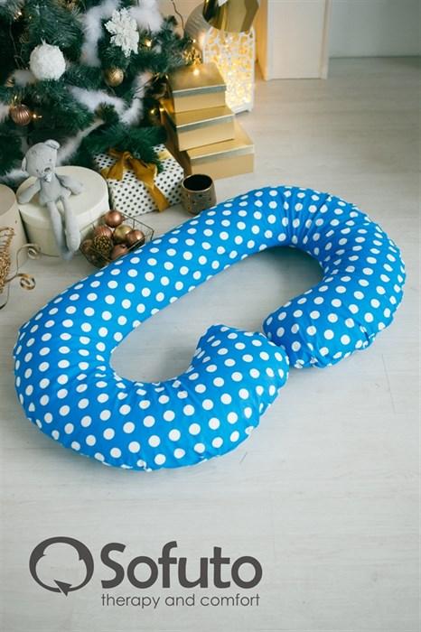 Подушка для беременных Sofuto CСompact Vasilek - фото 6114