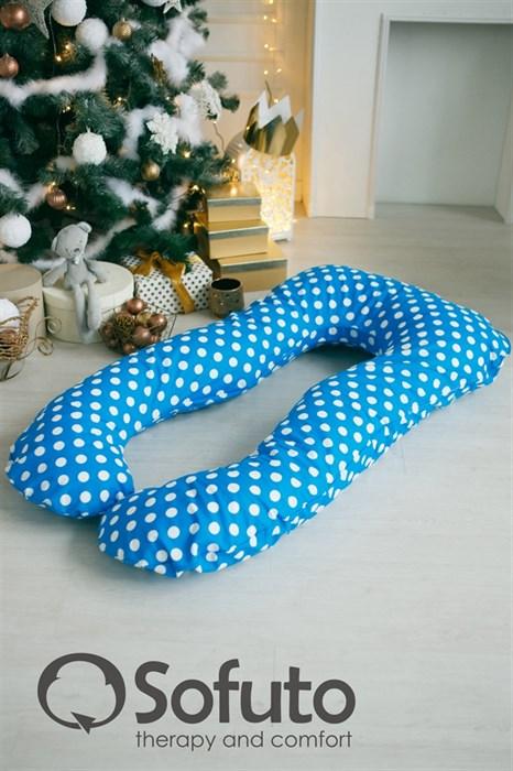 Подушка для беременных Sofuto UAnatomic Vasilek - фото 6147