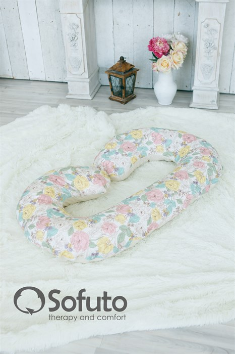Подушка для беременных Sofuto CСompact Renuar - фото 6707