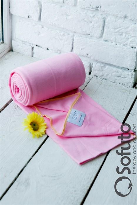 Слинг-шарф трикотажный Sofuto Babysling pink - фото 7818