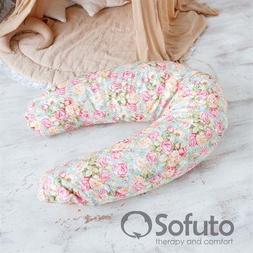 Подушка для беременных Sofuto ST rococo - фото 9789