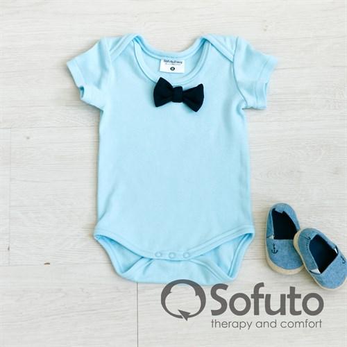 Боди детское Sofuto baby Light blue - фото 9938