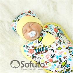 Шапочка Sofuto Baby Cosmos