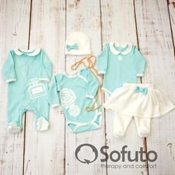 Комплект одежды 5 предметов Sofuto baby Tiffany