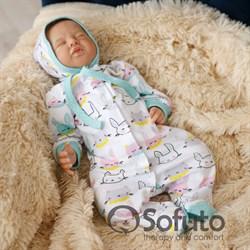 Комплект 3 предмета Sofuto baby Bunny