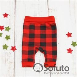 Штаны детские Sofuto baby Red check