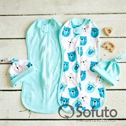 Комплект пеленок Sofuto Swaddler Osito