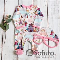 Комплект одежды первого слоя Sofuto baby magic Kingdom