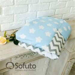 Одеяло стеганное Sofuto Babyroom Frosty morning