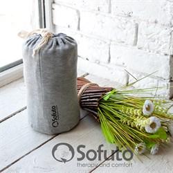 Слинг-шарф трикотажный Sofuto Babysling Gray