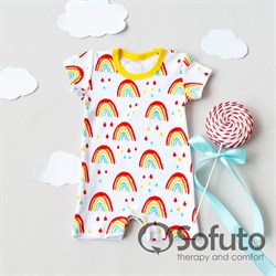 Песочник Sofuto baby Rainbow party