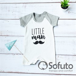 Песочник Sofuto baby Gray little man