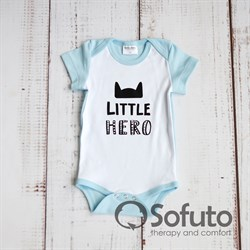 Боди короткий рукав Sofuto baby Batman
