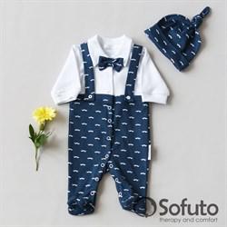 Комплект одежды первого слоя Sofuto baby Rene