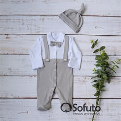 Комплект одежды первого слоя Sofuto baby Mister