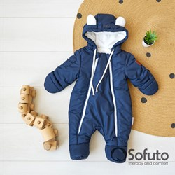Комбинезон зимний Sofuto outwear Dark blue