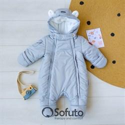 Комбинезон зимний Sofuto outwear V2 Gray
