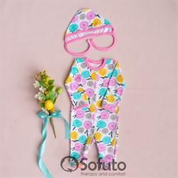 Комплект одежды первого слоя Sofuto baby Rosa Dior
