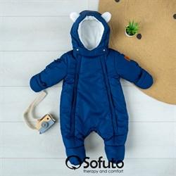 Комбинезон зимний Sofuto outwear V2 Dark blue