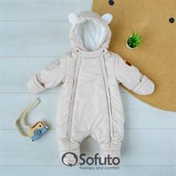 Комбинезон зимний Sofuto outwear V2 Creame