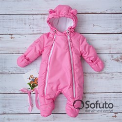 Комбинезон демисезонный Sofuto outwear Pink