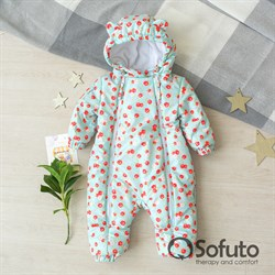 Комбинезон демисезонный Sofuto outwear toddler Rosebush
