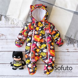 Комбинезон демисезонный Sofuto outwear Bomb