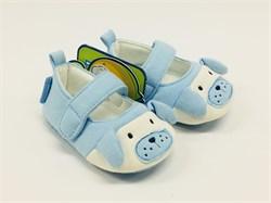 Пинетки 03-004019, голубой