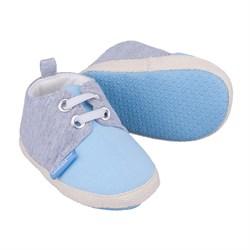 Пинетки 03-004021, голубой