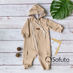 Комбинезон Sofuto toddler Military Beige