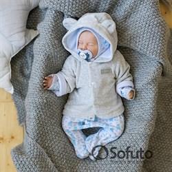 комплект одежды Sofuto baby Ice bear