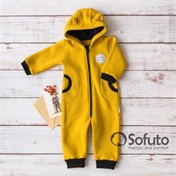 Комбинезон Sofuto toddler Universal Mustard New