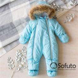 Комбинезон зимний Sofuto outwear V3 Blue (toddler)