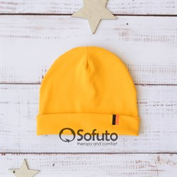 Шапочка Sofuto Urban Mustard New