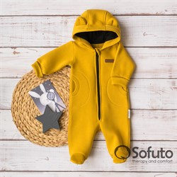 Комбинезон Sofuto baby Universal Mustard