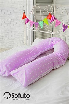 Подушка для беременных Sofuto UComfot Stars and waves zefir