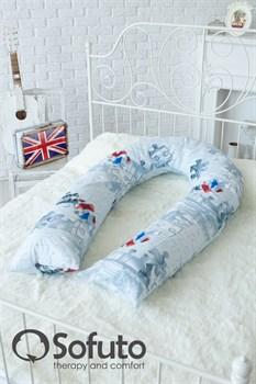 Чехол на подушку Sofuto UComfot London
