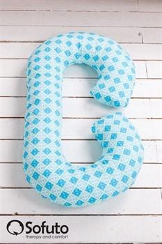 Чехол на подушку для беременных Sofuto CСompact Icicle
